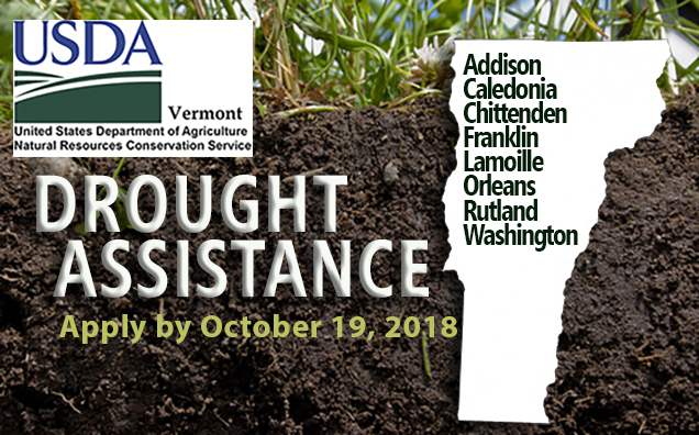 Apply by October 19 for assistance in the 8 eligible counties