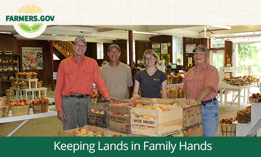 Farmers FamilyHands image