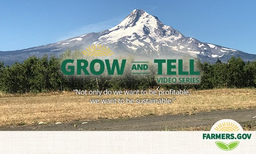 Grow and Tell Farmers.gov image