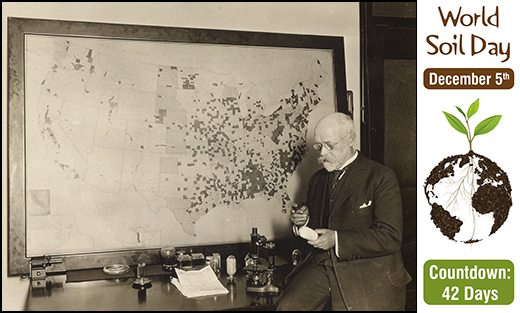 Milton Whitney (Chief of Bureau of Soils), 1910��1919. Travis P. Hignett Collection of Fixed Nitrogen Research Laboratory Photographs, Box 3. Science History Institute. Philadelphia.