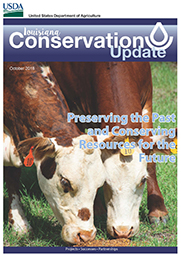 October 2018 Conservation Update Cover