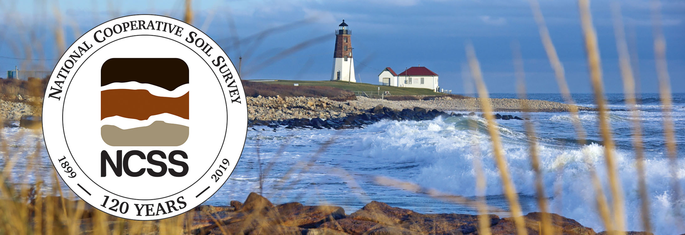 Point Judith Light is situated on Point Judith, RI, and extends outward more than a mile from the Rhode Island coast. Photo credit: Point Judith Light 4 by Charlie Kellogg, some rights reserved.