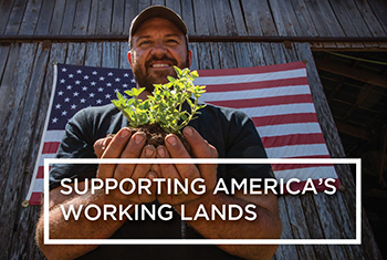 Supporting America's Working Lands