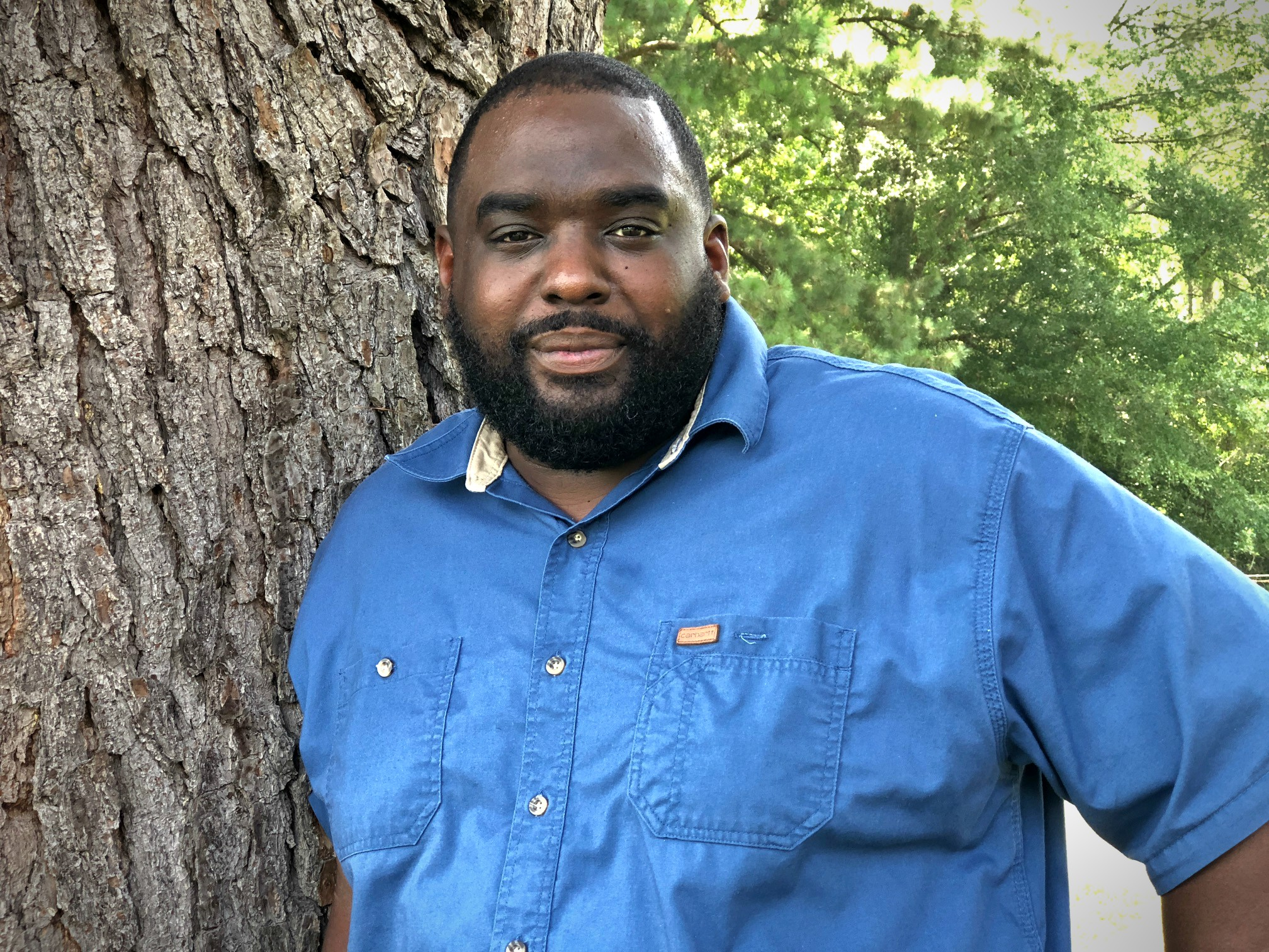 Trylon Williams named 2019 Small Farmer of the Year