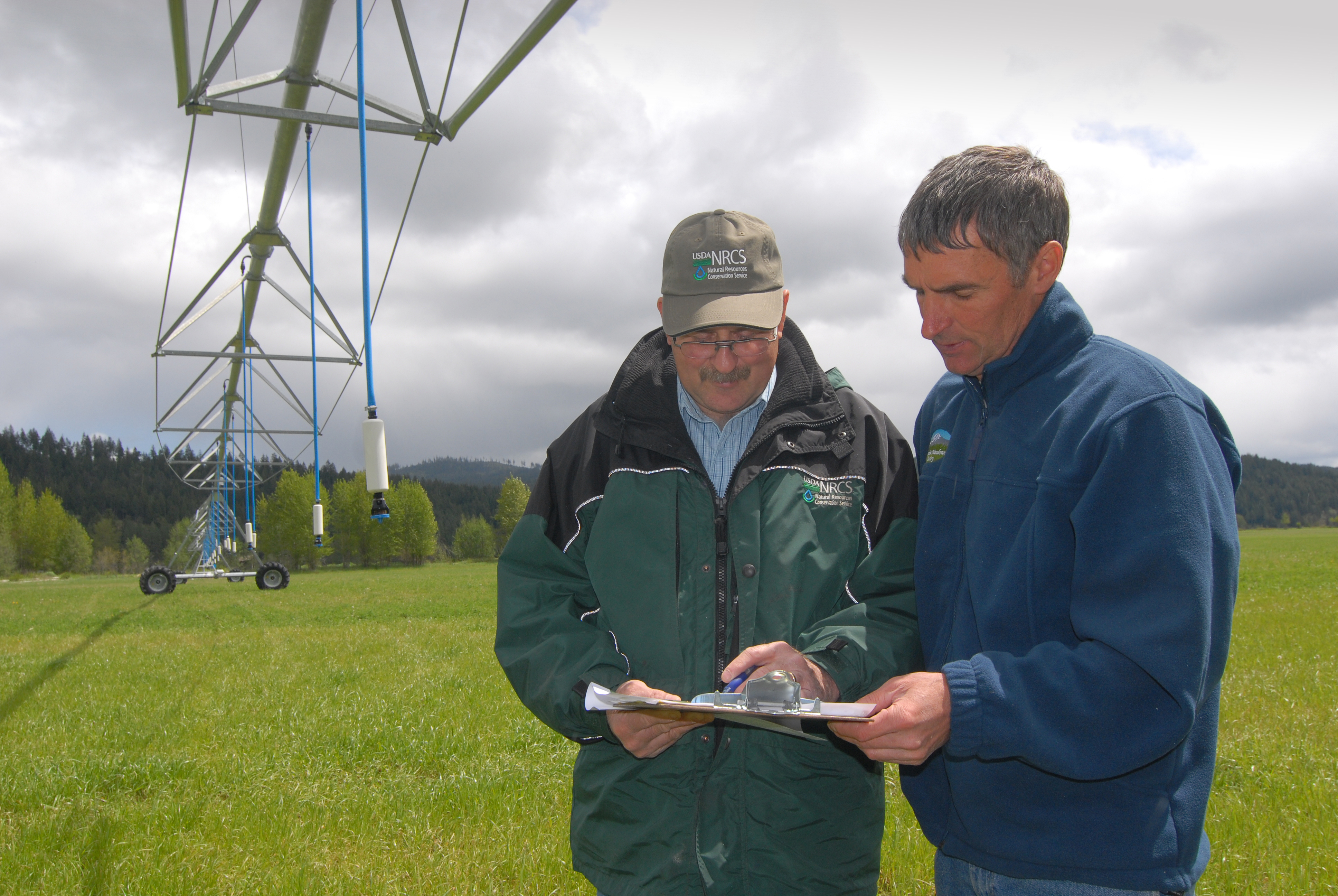Landowner receives assistance from NRCS