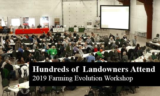 2019 Farming Evolution Workshop