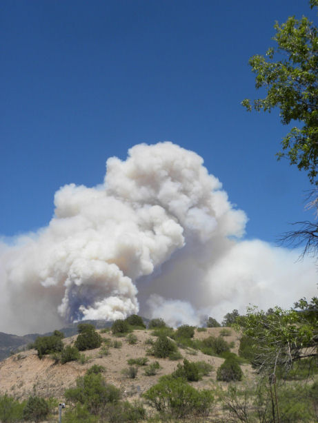 Fire and Post-Wildfire Hydrology | NRCS