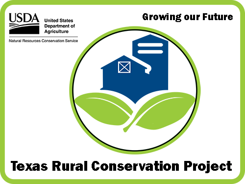 Rural Conservation Garden Project Sign