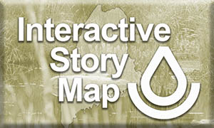 Interactive Story Map