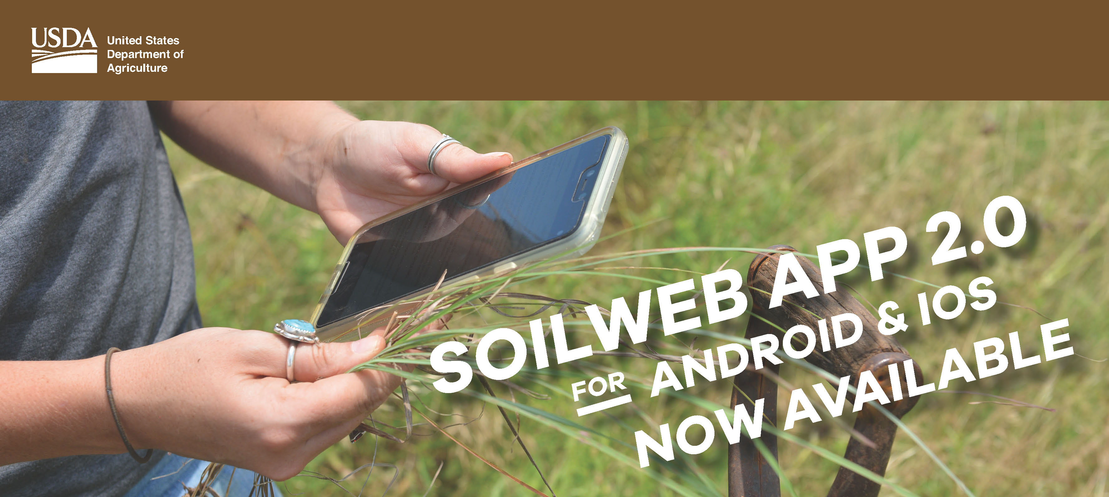 Soil Web App 2.0 for Android & IOS