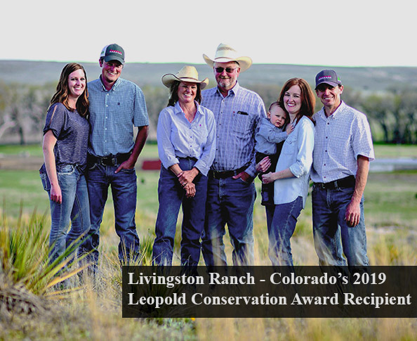 2019 Leopold Conservation Award Winners
