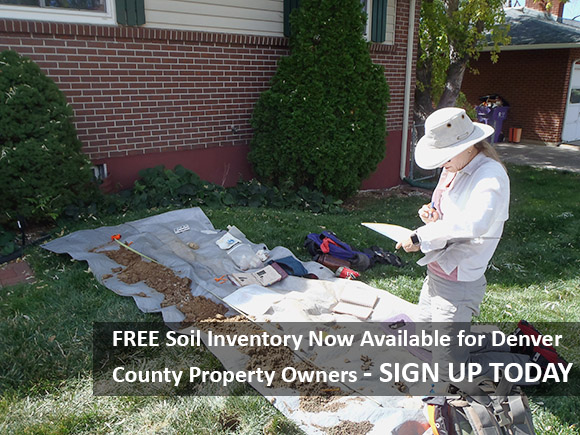 Field Inventory in Denver county