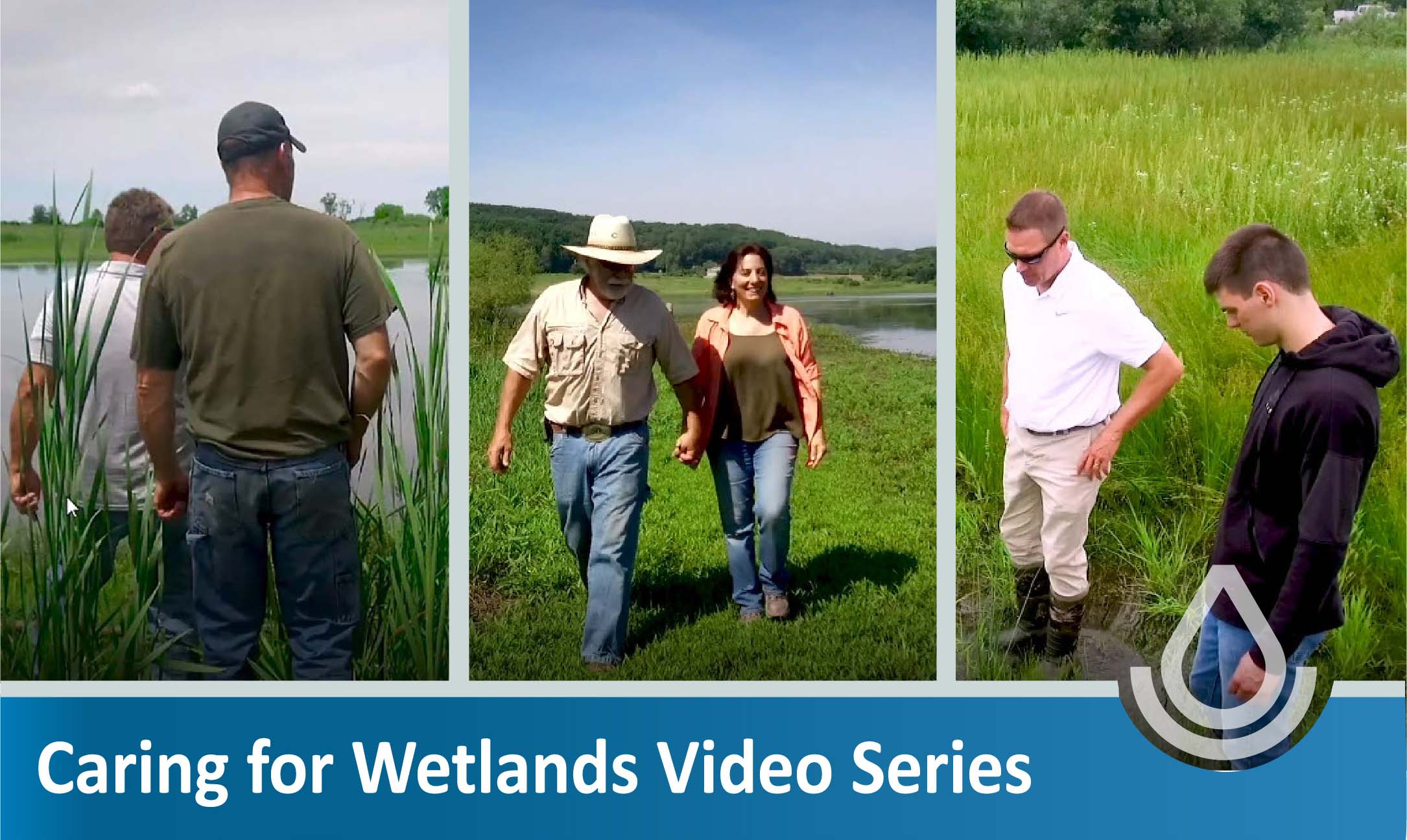 FY20 Caring for Wetlands Video Series