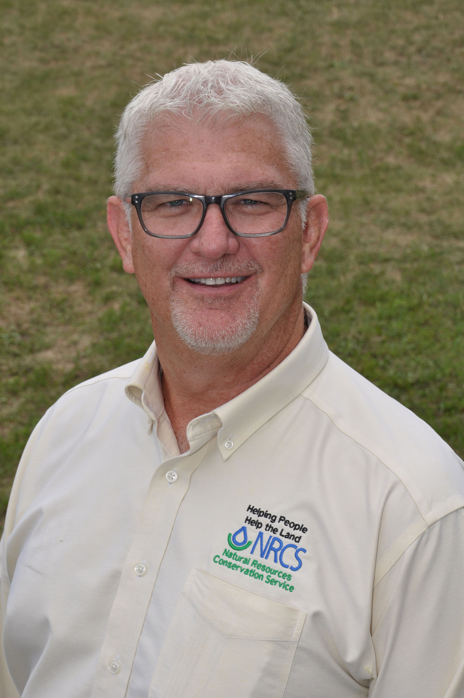 Photo of NRCS State Conservationist Jeff Zimprich