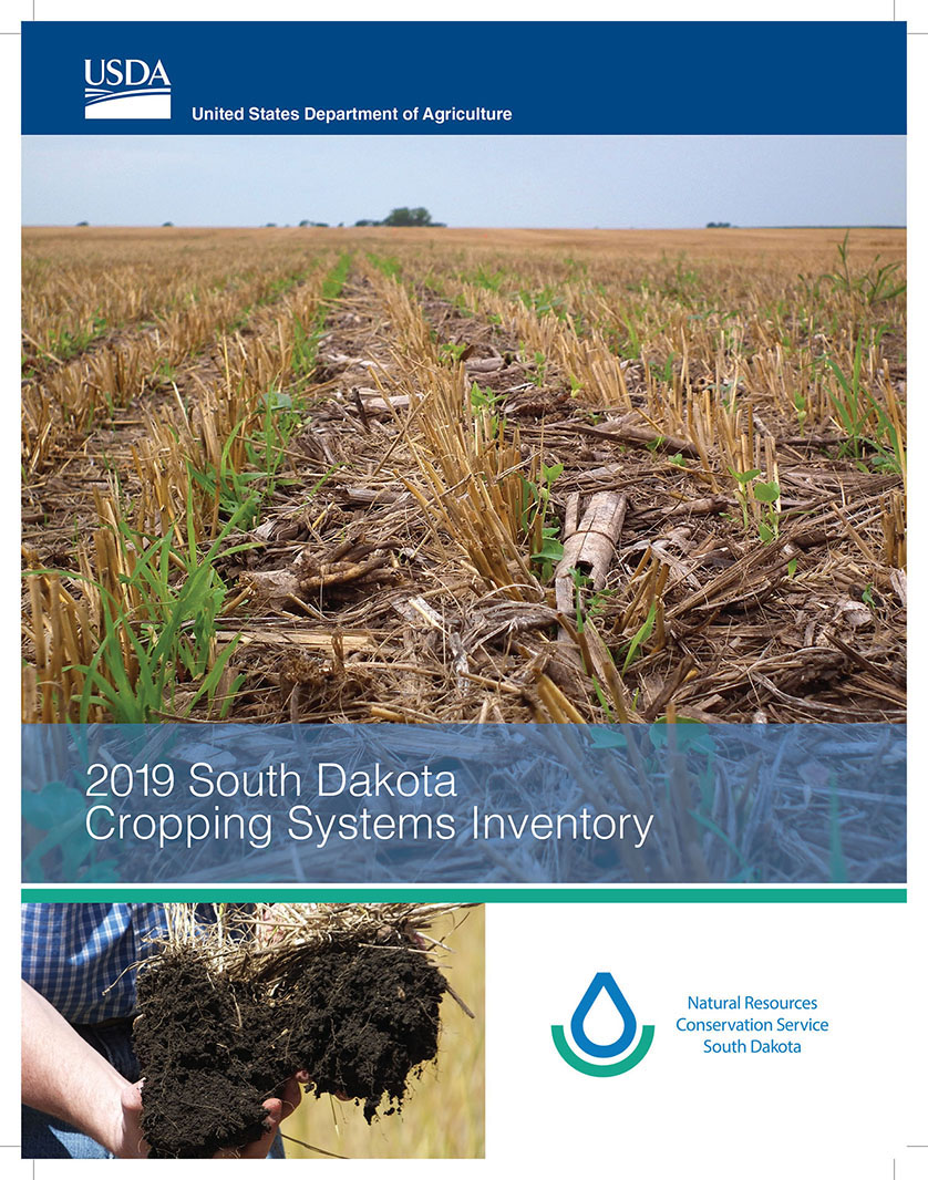 Cover of the 2019 Cropping System Inventory report