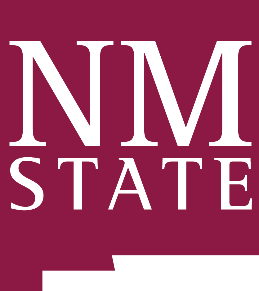 New Mexico State University logo.