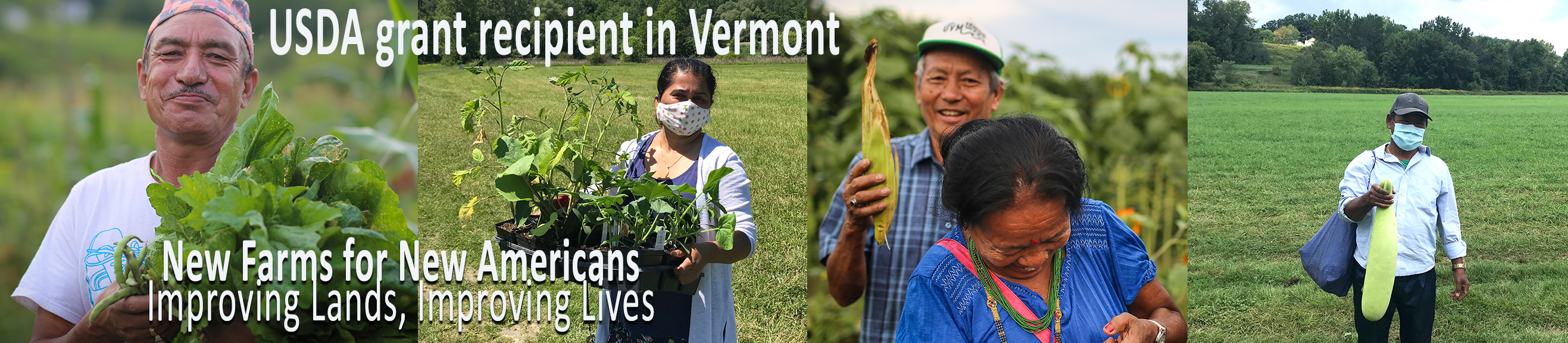 New Farms for New Americans