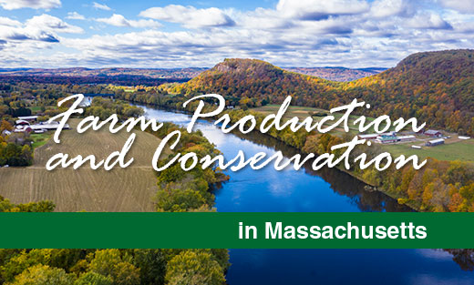 Farm Production and Conservation in Massachusetts