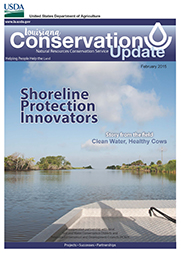 February 2015 Conservation Update Cover