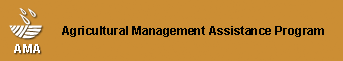 Agricultural Management Assistance Program Header Button