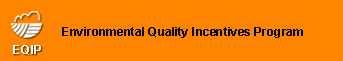 Environmental Quality Incentives Program Header Button