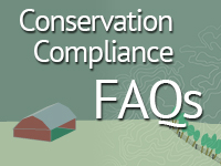 conservation compliance faq ad
