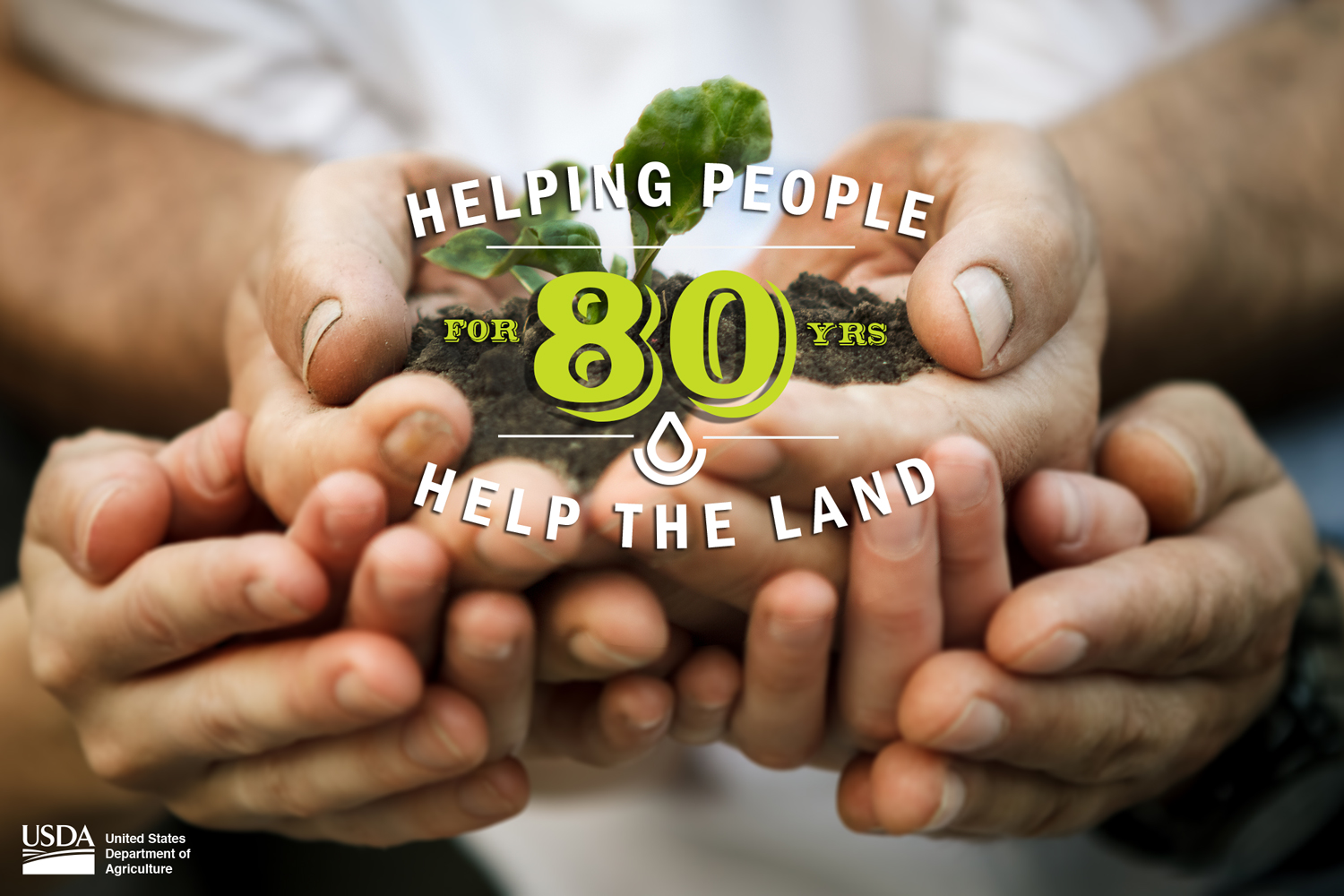 years helping people help the land a brief history of nrcs nrcs conservation act in response to the devastating effects of the dust bowl usda and farmers are still working together to address the natural resource