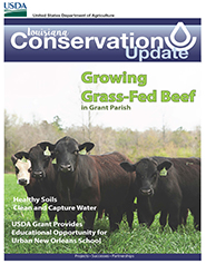 April 2015 Conservation Update Cover