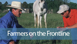 gulf of mexico - farmers on the frontline ad