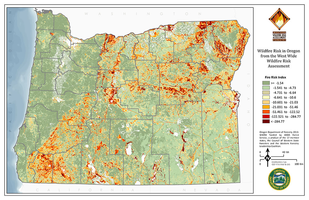 Funding available to help Oregon landowners mitigate effects of ...