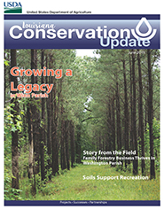 June 2015 Conservation Update Cover