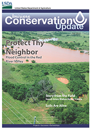 July 2015 Conservation Update Cover