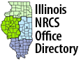 Illinois NRCS Office Directory
