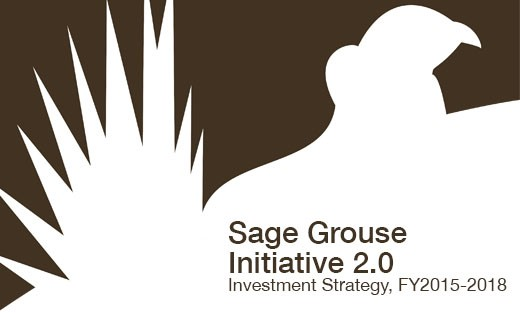 Sage Grouse Initiative 2.0 graphic