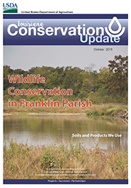 2015 Conservation Update Cover