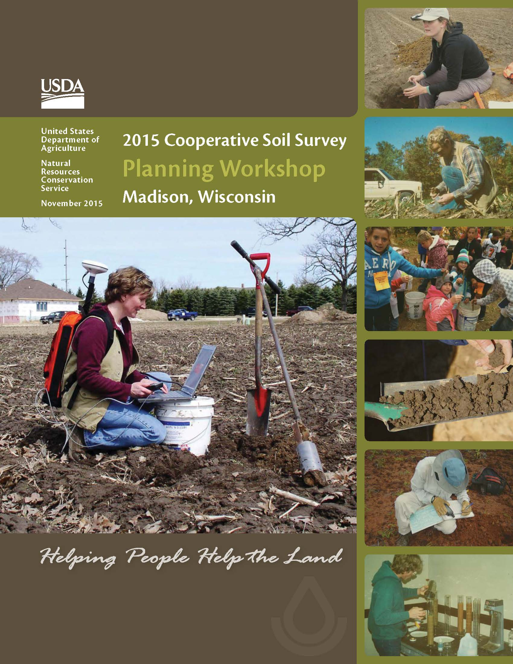 Cooperative soil Survey