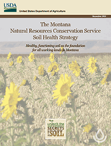 Montana NRCS Soil Health Strategy 2015