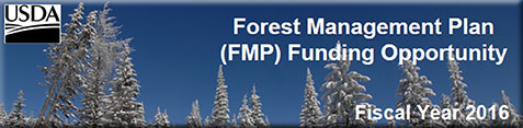 Forest Management (FY16) button image