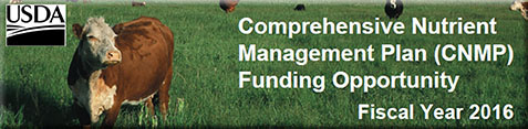 Comprehensive Nutrient Management Plan (FY16) button image