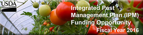 Integrated Pest Management Plan (FY16)