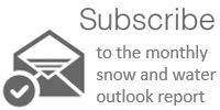 Click image to get info about how to subscribe to monthly Nevada snow and water report