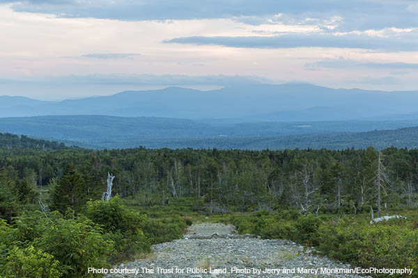 Photo courtesy The Trust for Public Land. Photo by Jerry and Marcy Monkman/EcoPhotography