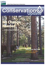 February 2016 Conservation Update Cover