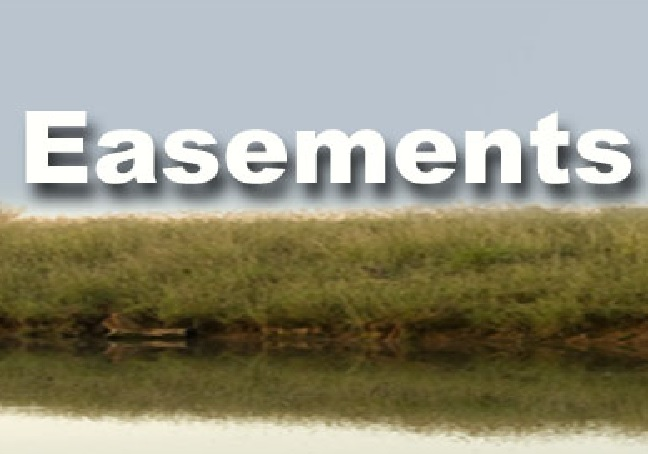 Link to Easements