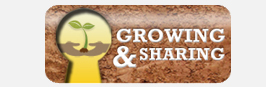 Growing and Sharing Button 1