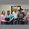 Conservation Farmer of the Year Award for Martin County Mat and Marion Snell for no-till farming