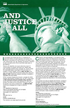 Justice For All poster 2016