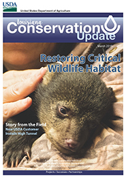 March 2016 Conservation Update Cover
