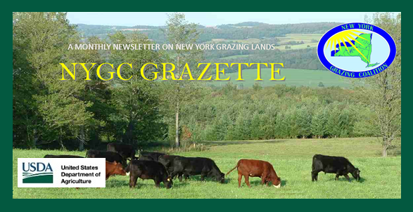 NY Grazing Coalition Grazette - July 2016