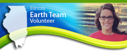IL Earth Team Volunteer Katelynn Clement